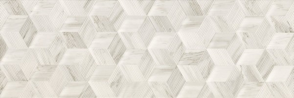 Плитка настенная WE1196C White Experience Cubo Velluto 32x96.2 Impronta