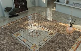 Керамогранит Dell Imperatore (Infinity Ceramic Tiles)