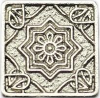 Вставка Maghrib Nickel 3x3 Kavarti