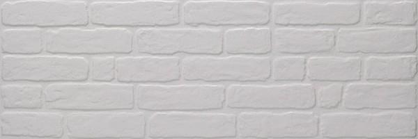 Плитка настенная KKHPG000 Wall Brick White 30x90 Keraben