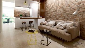 Керамическая плитка Wall Brick (Keraben)