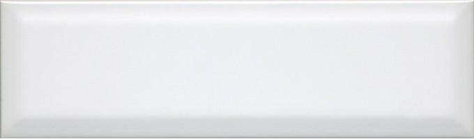 Настенная плитка Аккорд белый грань 9010 8.5x28.5 Kerama Marazzi