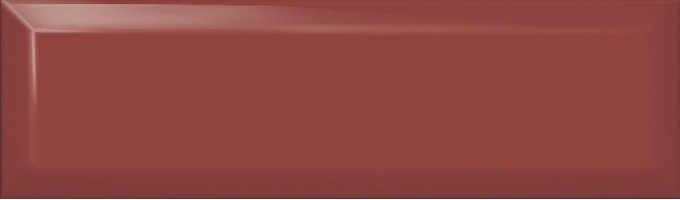 Настенная плитка Аккорд бордо грань 9026 8.5x28.5 Kerama Marazzi