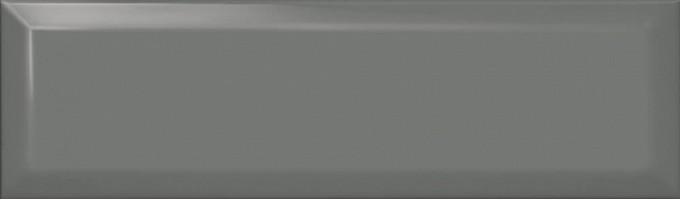 Настенная плитка Аккорд дымчатый темный грань 9028 8.5x28.5 Kerama Marazzi