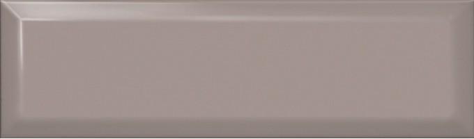 Настенная плитка Аккорд коричневый светлый грань 9029 8.5x28.5 Kerama Marazzi