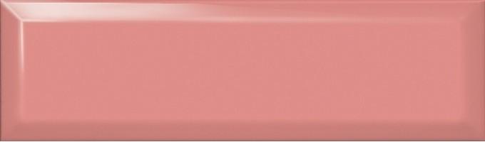 Настенная плитка Аккорд розовый грань 9024 8.5x28.5 Kerama Marazzi