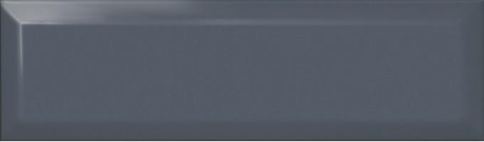 Настенная плитка Аккорд синий грань 9031 8.5x28.5 Kerama Marazzi