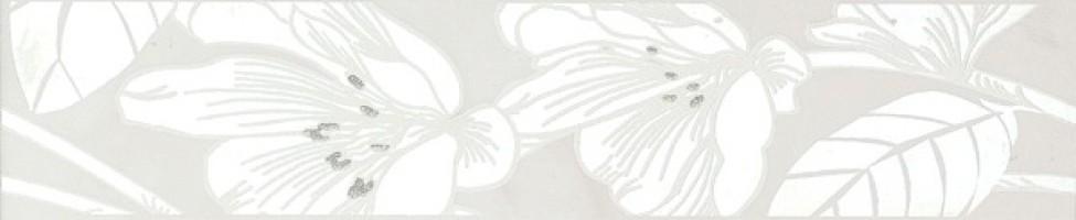 Бордюр Kerama Marazzi Аида серый 5.4x25 GR33\6194