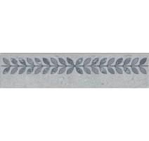 Плинтус ST05/SG9118 Аллея декор серый 7.2x30 Kerama Marazzi