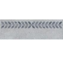 Подступенок ST13/SG9118 Аллея серый декор 9.6x30 Kerama Marazzi