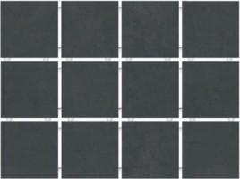 Напольная плитка 1291 Амальфи черный 9.9x9.9 Kerama Marazzi