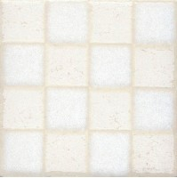 Напольная вставка STG/B404/1266 Амальфи орнамент белый 9.9x9.9 Kerama Marazzi