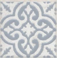 Напольная вставка STG/C408/1270 Амальфи орнамент серый 9.9x9.9 Kerama Marazzi