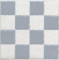 Напольная вставка STG/С404/1270 Амальфи орнамент серый 9.9x9.9 Kerama Marazzi