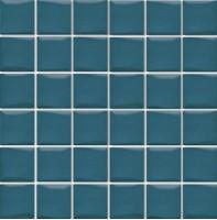 Настенная плитка Анвер 21043 зеленый темный 30.1x30.1 Kerama Marazzi