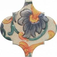 Декор Арабески котто OP/A162/65000 6.5x6.5 Kerama Marazzi