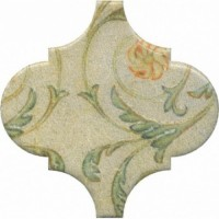 Декор Арабески котто OP/A165/65000 6.5x6.5 Kerama Marazzi