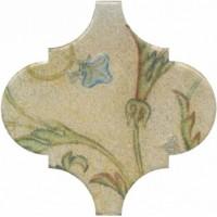Декор Арабески котто OP/A167/65000 6.5x6.5 Kerama Marazzi