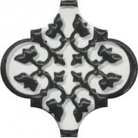 Декор Арабески глянцевый OS/A26/65000 6.5x6.5 Kerama Marazzi