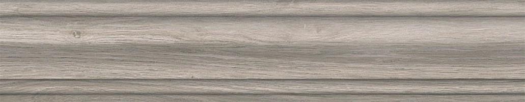 Плинтус Арсенале SG5159/BTG серый светлый 39.6x8 Kerama Marazzi