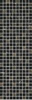 Декор Астория черный мозаичный MM12111 25x75 Kerama Marazzi