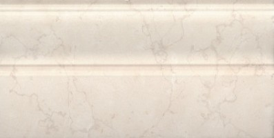 Плинтус Белгравия FMA002R бежевый обрезной 15x30 Kerama Marazzi