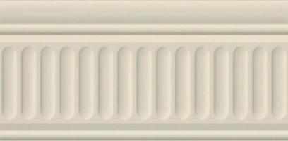 Бордюр Бланше 19051/3F бежевый структурированный 20x9.9 Kerama Marazzi