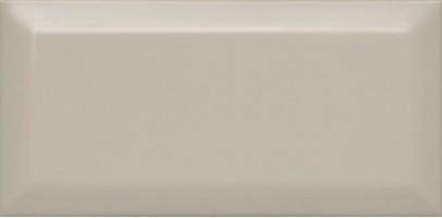 Настенная плитка Бланше 19042 серый грань 20x9.9 Kerama Marazzi