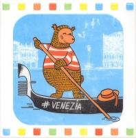 Настенный декор NT/A213/5009 Большое путешествие Venezia 20x20 Kerama Marazzi
