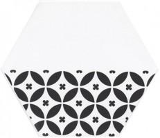Декор Буранелли лепестки круги 20x23.1 NT/A208/SG2300 Kerama Marazzi