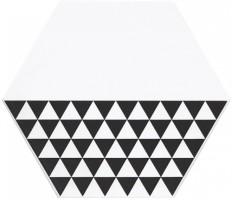 Декор Буранелли треугольники 20x23.1 NT/A218/SG2300 Kerama Marazzi