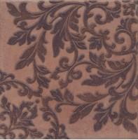 Декор STG/B249/3414 Честер коричневый темный 30.2х30.2 декор Kerama Marazzi