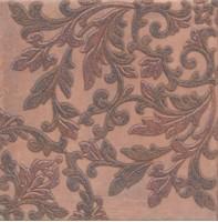 Декор STG/F249/3418 Честер коричневый 30.2х30.2 декор Kerama Marazzi
