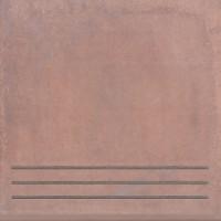 Ступень 3418/GR Честер коричневый 30.2х30.2 Kerama Marazzi