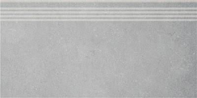 Ступень SG211200R/GR Дайсен светло-серый 30x60 Kerama Marazzi