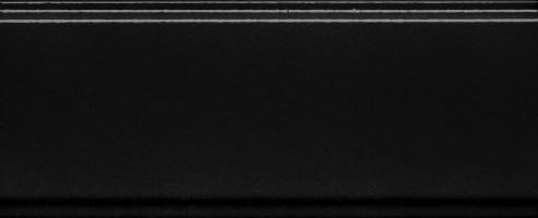 Бордюр BDA002R Даниэли черный обрезной 30х12 Kerama Marazzi