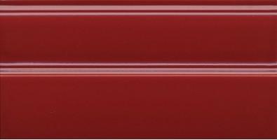 Плинтус FMA011R Даниэли красный обрезной 30х15 Kerama Marazzi
