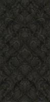 Плитка настенная 11108R Даниэли черный структура обрезной 30х60 Kerama Marazzi