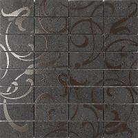 Декор DP168/015 Фьорд черный 30x30 Kerama Marazzi