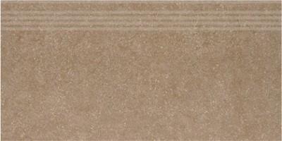 Ступень DP603000R/GR Фьорд табачный обрезной 11мм 30x60 Kerama Marazzi