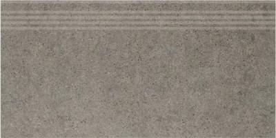 Ступень DP603300R/GR Фьорд серый обрезной 11мм 30x60 Kerama Marazzi