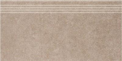 Ступень DP603900R/GR Фьорд светло-табачный обрезной 11мм 30x60 Kerama Marazzi