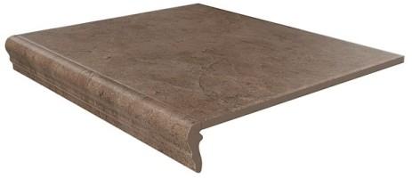Фронтальная ступень Фаральони SG158200R/GR коричневый 42x34x8 Kerama Marazzi