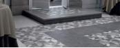 Керамогранит Фондамента серый темный обрезной DL501000R 60x119.5 Kerama Marazzi