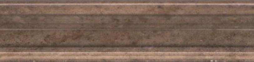Настенный бордюр BLB016 Багет Формиелло беж темный 20x5 Kerama Marazzi