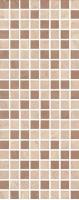 Настенный декор MM7155 Формиелло мозаичный 20x50 Kerama Marazzi