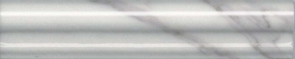 Бордюр Фрагонар BLD029 Багет белый 15x3 Kerama Marazzi