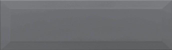 Настенная плитка Гамма темно серый 9008 8.5x28.5 Kerama Marazzi