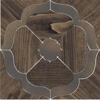 Декор Гранд Вуд ID84 наборный 19.6x19.6 Kerama Marazzi