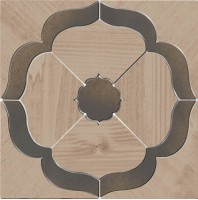Декор Гранд Вуд ID86 наборный 19.6x19.6 Kerama Marazzi